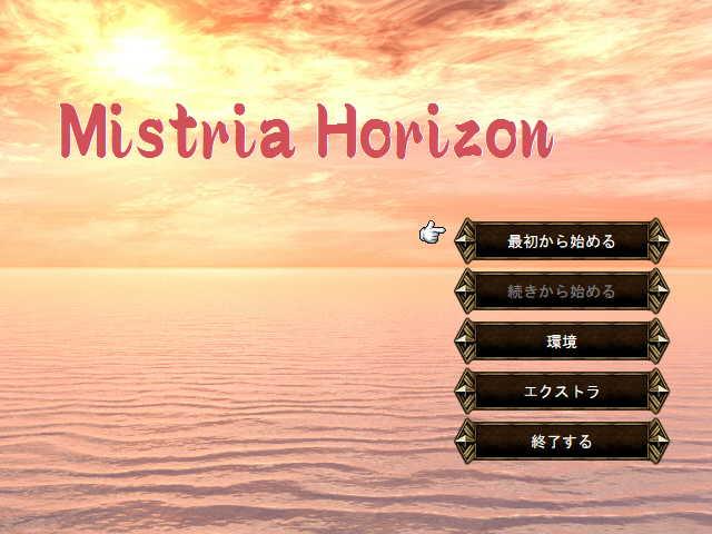 Mistria Horizon